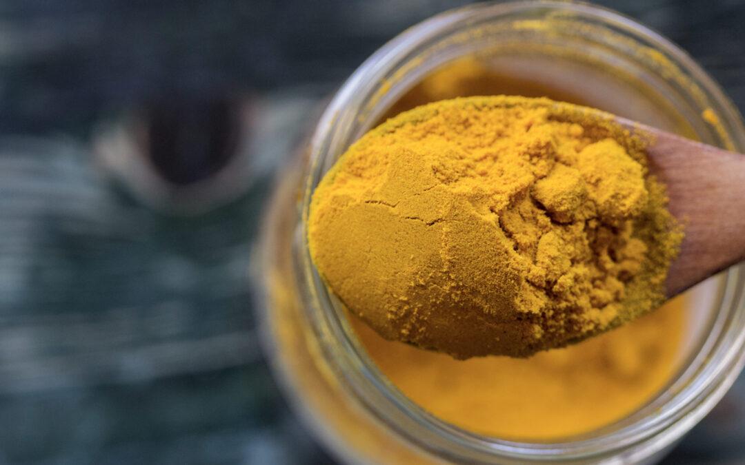 Enhance your health with Turmeric