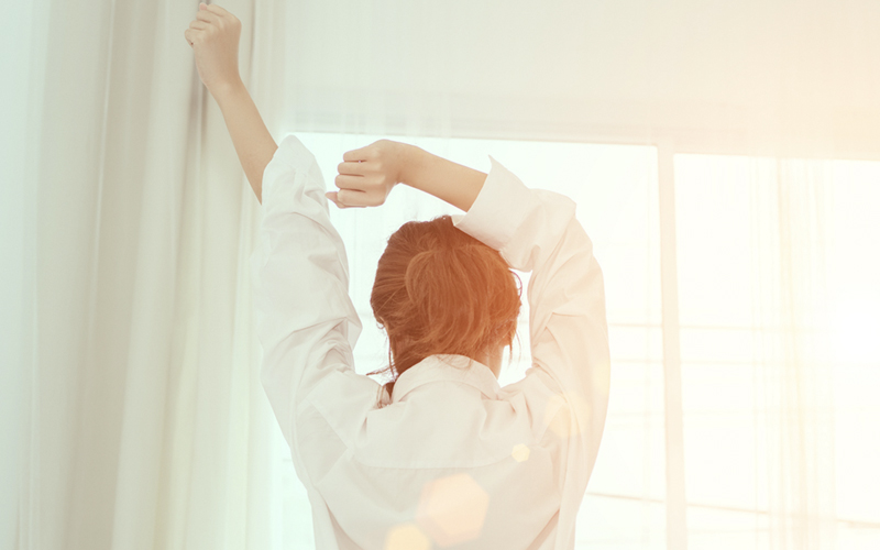 Four ways to spring clean your life.