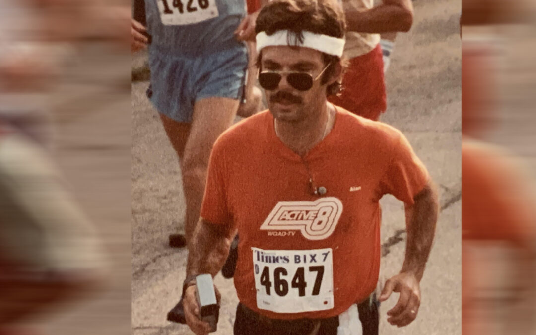 """Chasing """"the runners' high"""" since 1980"""