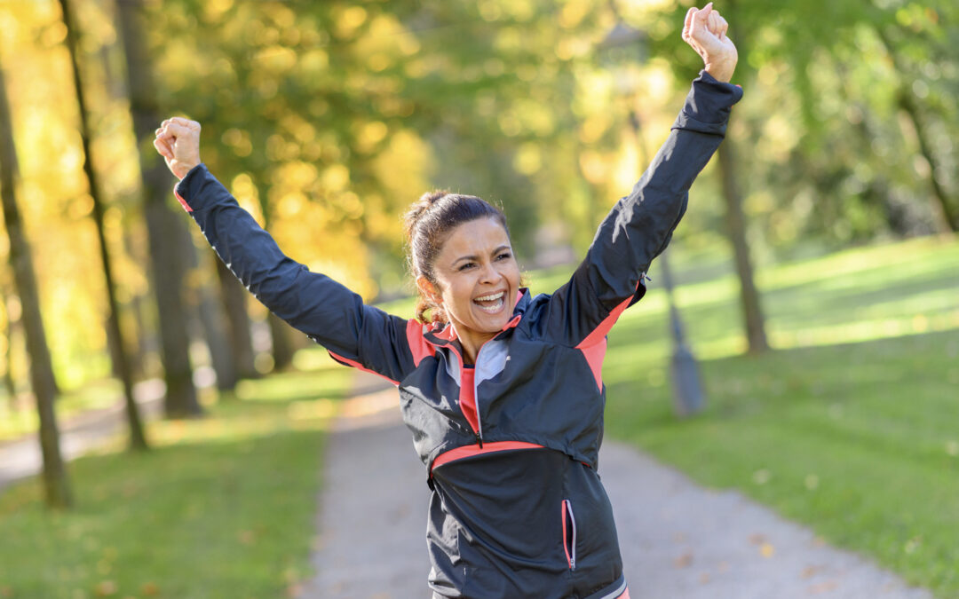 Tips to avoid a spring cold with a good workout!