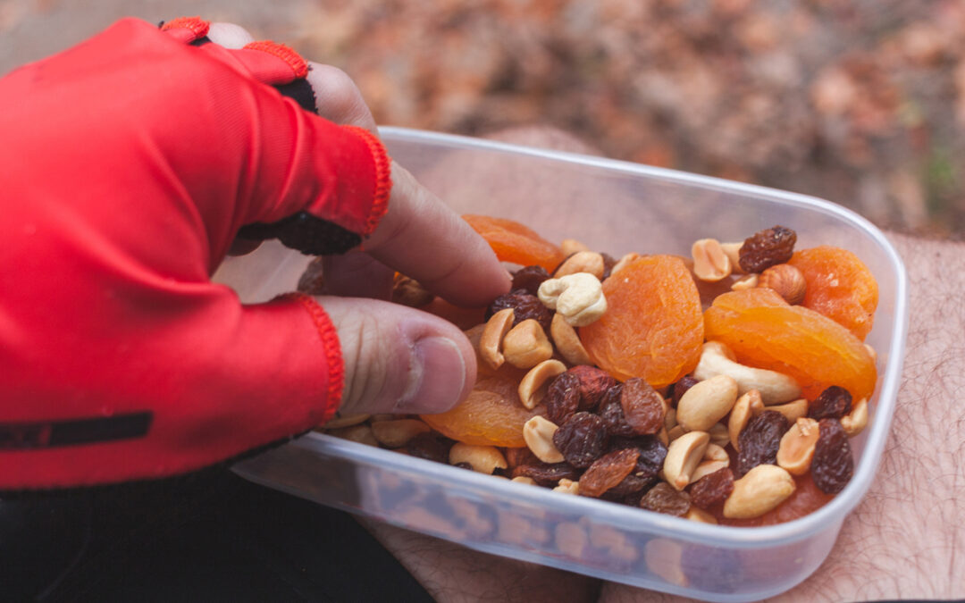 Cycling Nutrition: Food is Fuel
