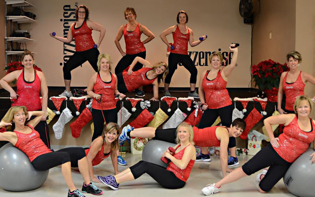 Meet the Geneseo Jazzercise instructor team