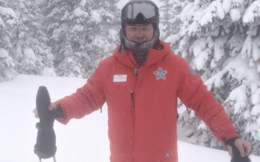 """QC Orthopedist's 2nd office in the Colorado Rockies: """"It's a blast!"""""""