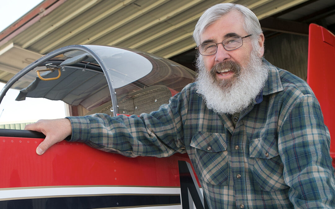 Quad City pilot soaring after 80-pound weight loss and two new knees