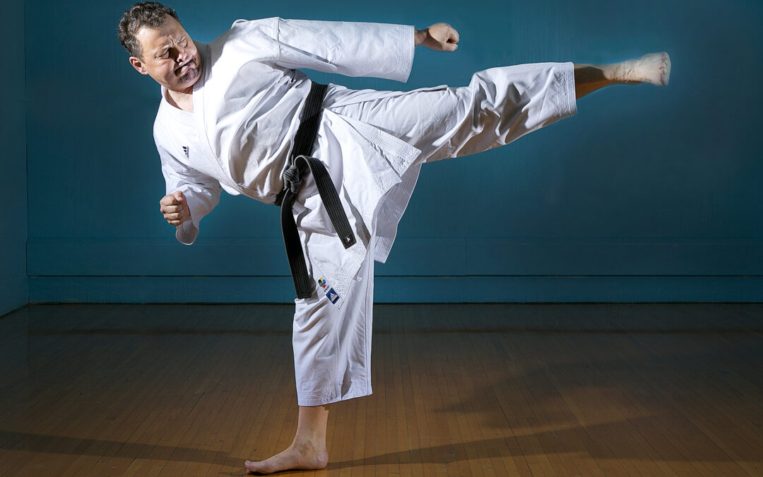 Black belt lawyer makes a case for chronic back pain relief without surgery