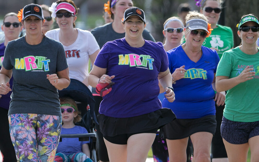 Moms Run This Town: Davenport woman loves her running club