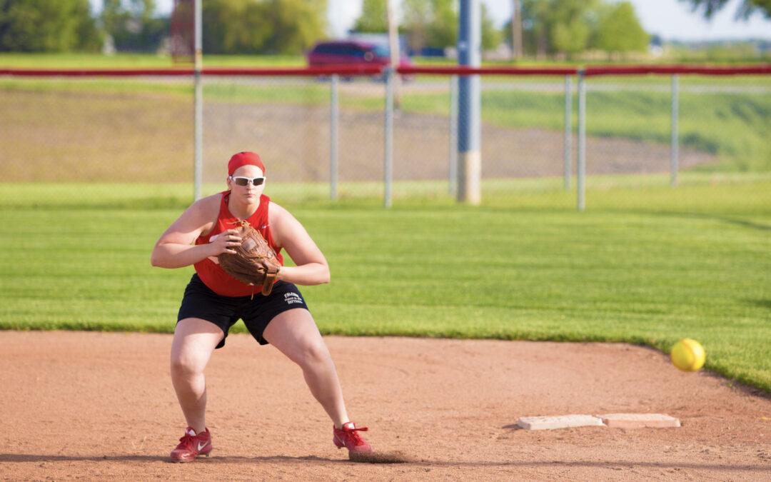 How a West High softball superstar got back on the field