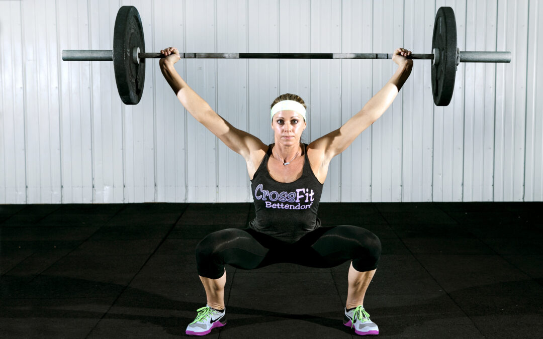 Fixing the unfixable – Bettendorf crossfitter strong after shoulder and bicep surgery