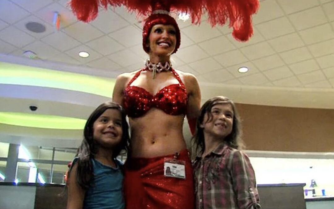 QC showgirl and Lupus survivor Lisa Lynn Eveleth inspires many