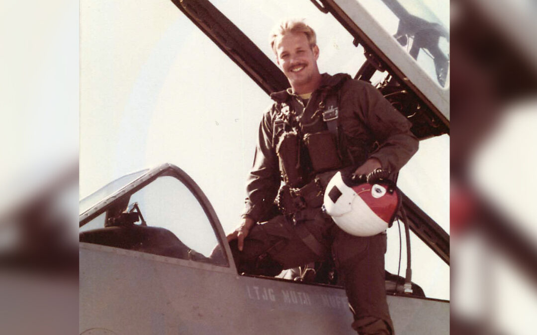 Flight surgeon Dr. Mike Turner served in Operations Desert Storm and Desert Shield