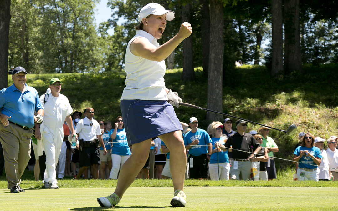 """JDC's former """"Chief Encourager and Promoter"""" on why she loves the John Deere Classic and the Quad Cities"""