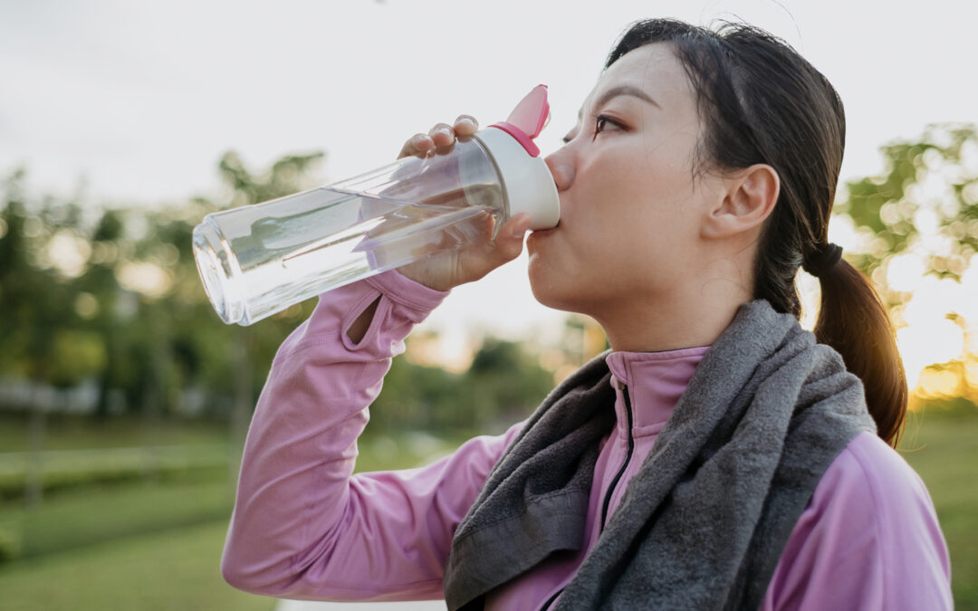 Hydration 101: Keep your cool