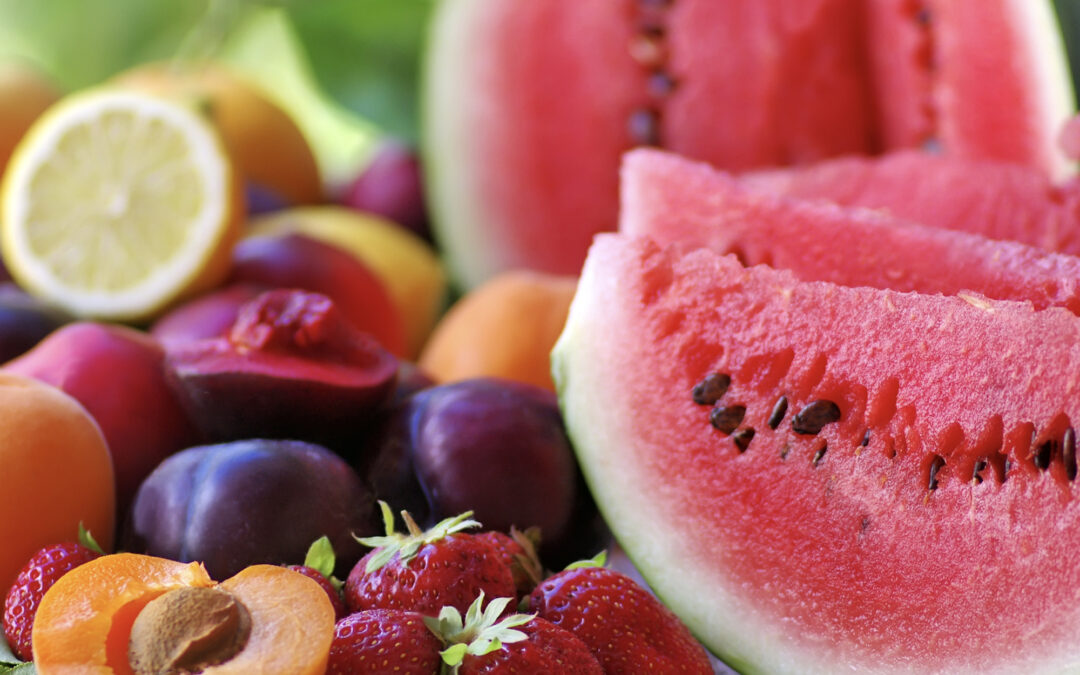 Eat to hydrate this summer