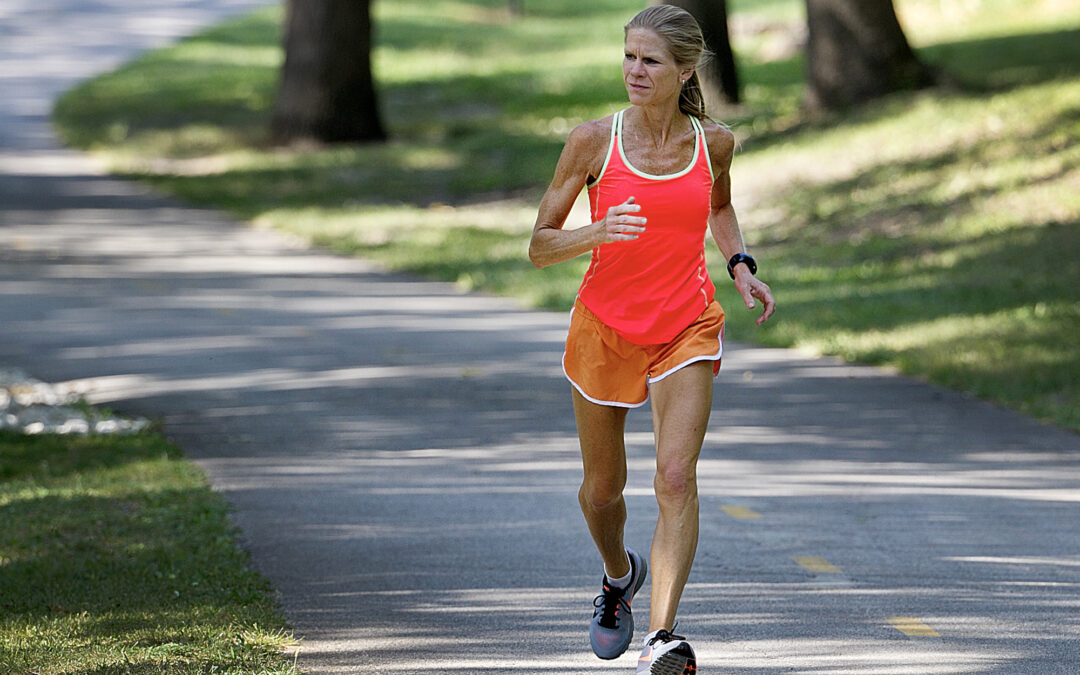 Bettendorf marathoner inspires boomers to stay strong