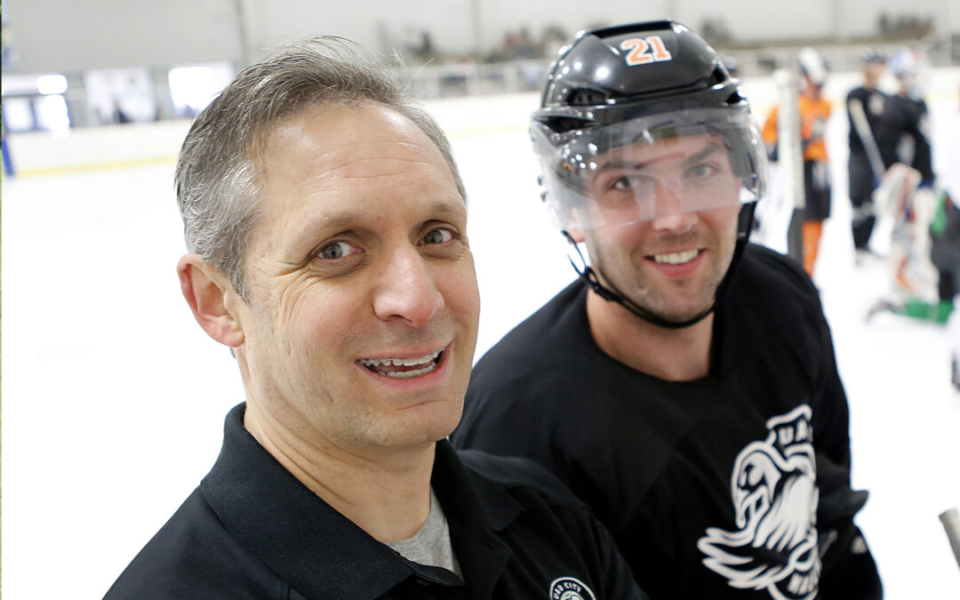QC Mallards team doctor says hockey players are a tough breed