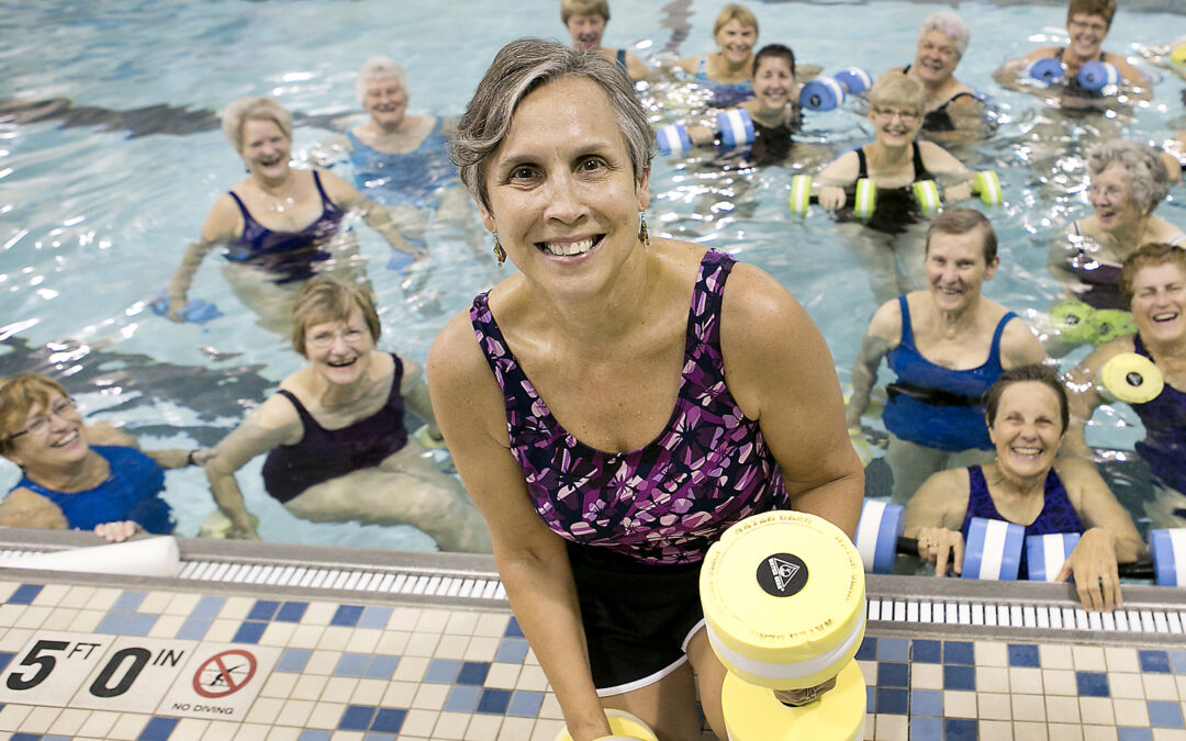 Meet the W.E.T. Babes of the Bettendorf Family YMCA