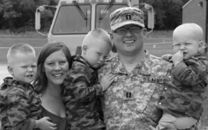 Service and sacrifice – QC veteran shares his journey photo