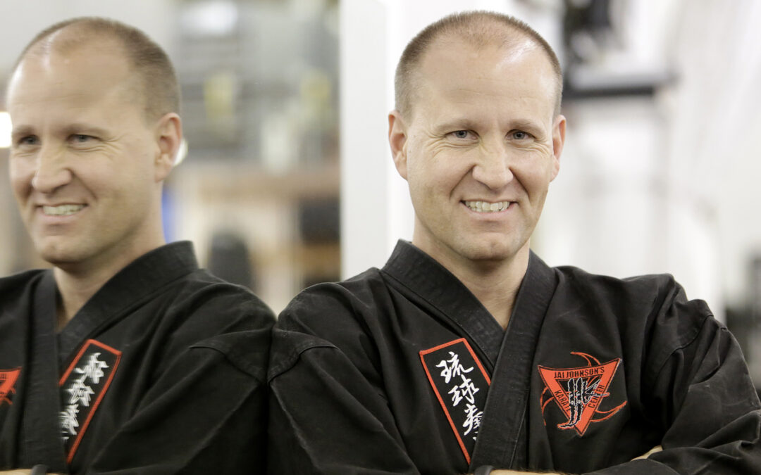 Meet Jai Johnson – black belt and sensei