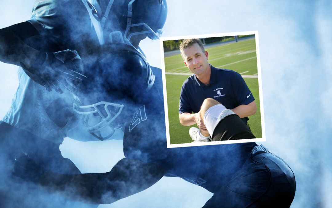 Stay in the game – three common football injuries