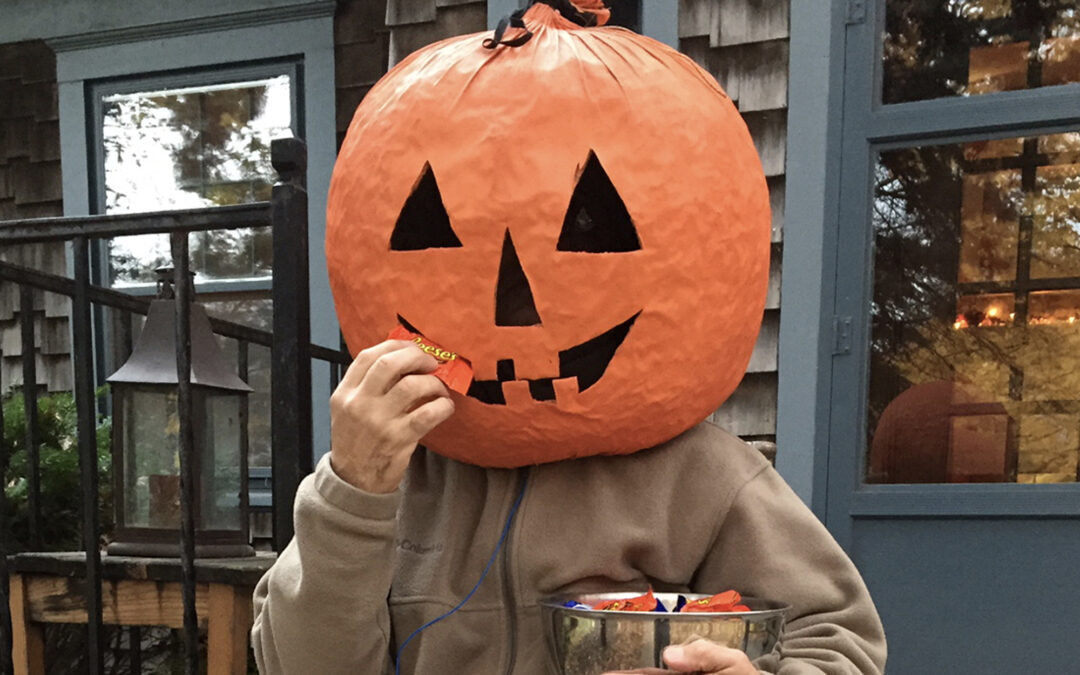 How to survive Halloween treats – a trick that really works!