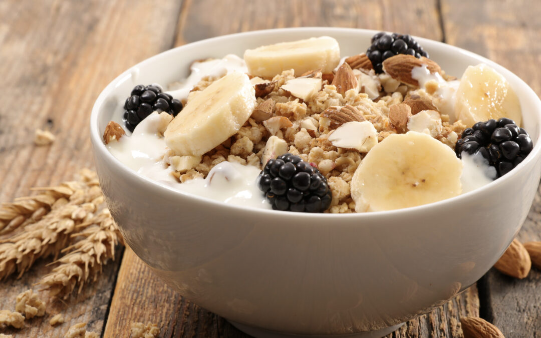 Granola is both nutrient and calorie dense